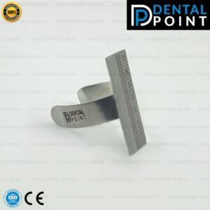 Dental Endodontic Finger Ruler / Dental Endo Finger Gauge Ruler Span Measure Scale