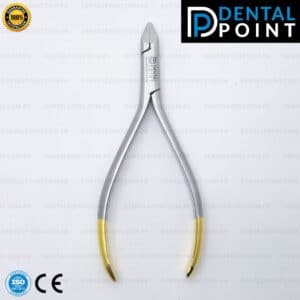 Adam Orthodontic Pliers TC Gold 14cm